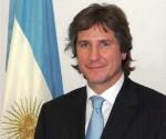 Amado Boudou, Vicepresidente argentino.