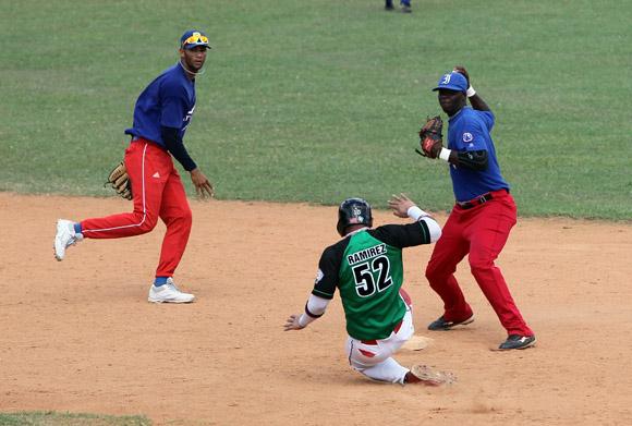 Copa de Béisbol Antillana de Acero. Foto: Ismael Francisco/Cubadebate.