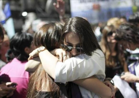 argentinos oran por cristina fernandez