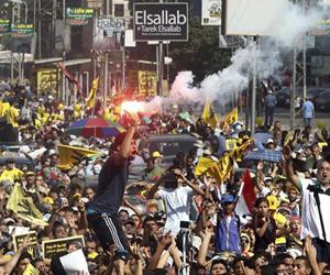 Manifestaciones en Egipto dejan un saldo de 17 muertos