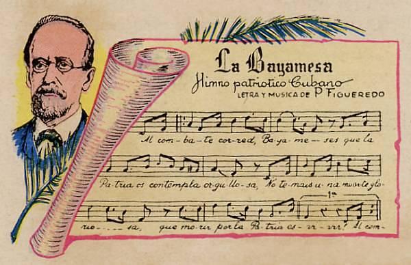Himno Nacional cubano, nuestro canto de guerra