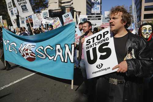 Una coalición integrada por al menos 100 agrupaciones y empresas organizó la marcha. Foto: Reuters