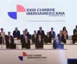 Cumbre Iberoamericana en Panamá