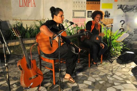 El dúo Jade. Foto: Lynet Pujol/ Centro Pablo.