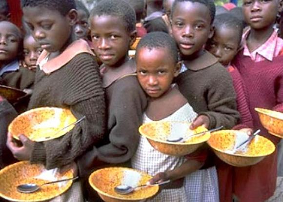 África subsahariana ha hecho modestos avances en los últimos años pero sigue siendo la región con mayor prevalencia de subalimentación.