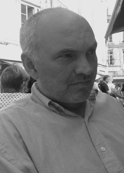 Harry Browne, autor de 'Bono: en el nombre del poder'