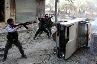 Los terroristas se llevaron al equipo de la Cruz Roja a un lugar desconocido. Foto: Archivo.