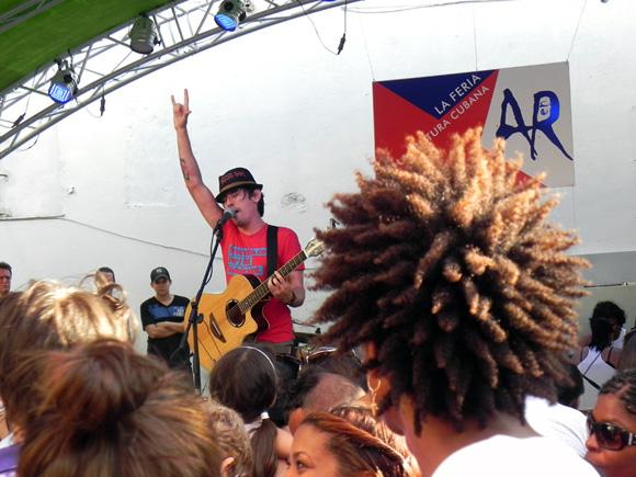 Adrián Berazain se encuentra entre los jóvenes que se presentarán en esta jornada. Foto: archivo Marianela Dufflar.