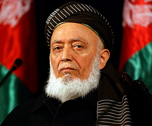 Rabbani assassinated in bomb attack - Kabul