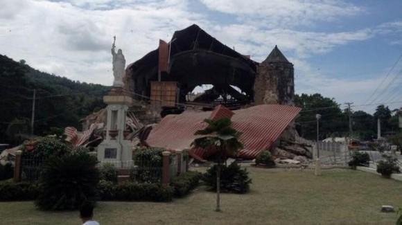 Diez iglesias históricas se han visto afectadas.