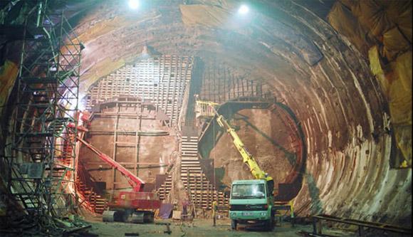 El proyecto, que se inició en 2004, enfrentó enormes retos técnicos.