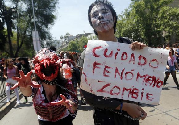 Foto: Felipe Trueba / EFE.