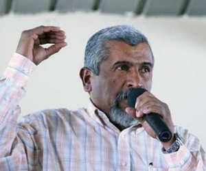 Juan Barahona. Foto: Mirian Huezo / Archivo.