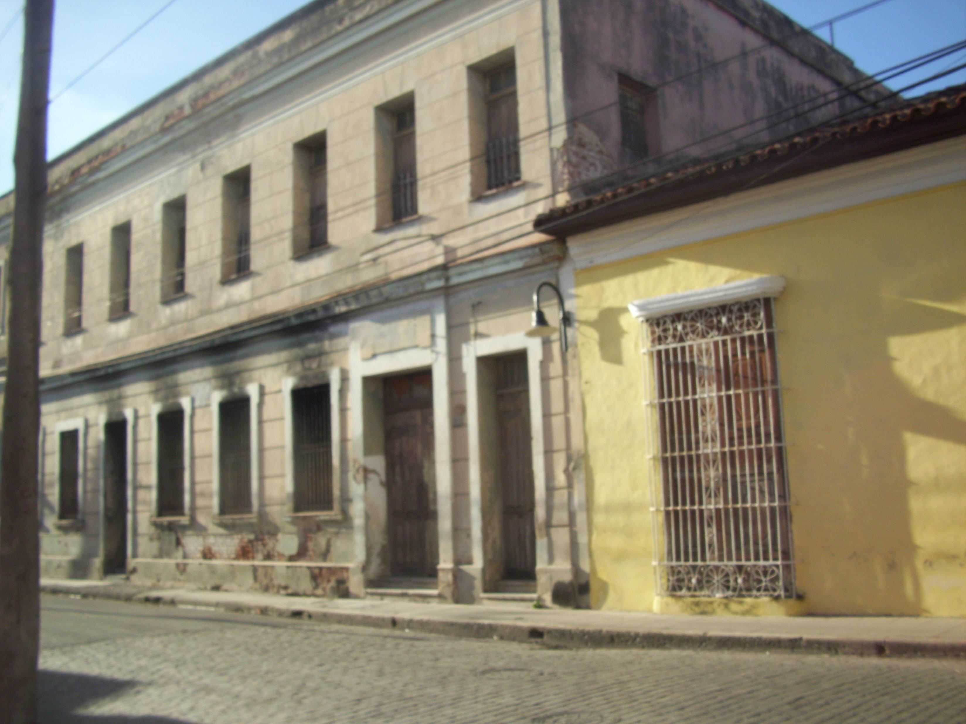 Casa de José Francisco Martí en Camagüey