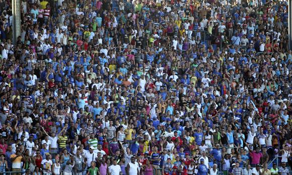 El Latino se llenó. Foto: Ladyrene Pérez/Cubadebate.
