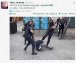 Usuarios de Twitter protestan contra la nueva Ley de Seguridad Ciudadana. Foto: Tomada de Twitter.com