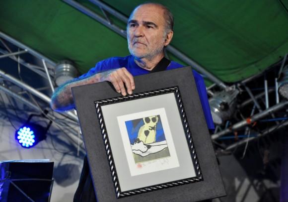 5DEntrega de los premio. Foto. Roberto Garaicoa. Cubadebate.