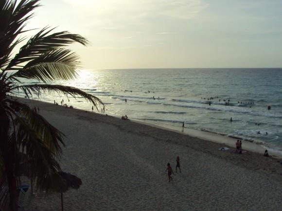 Atardecer en Varadero. Matanzas. Cuba. Foto: Yohanni López Pino