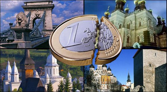 25 bancos de la UE no pasan la prueba de resistencia bancaria