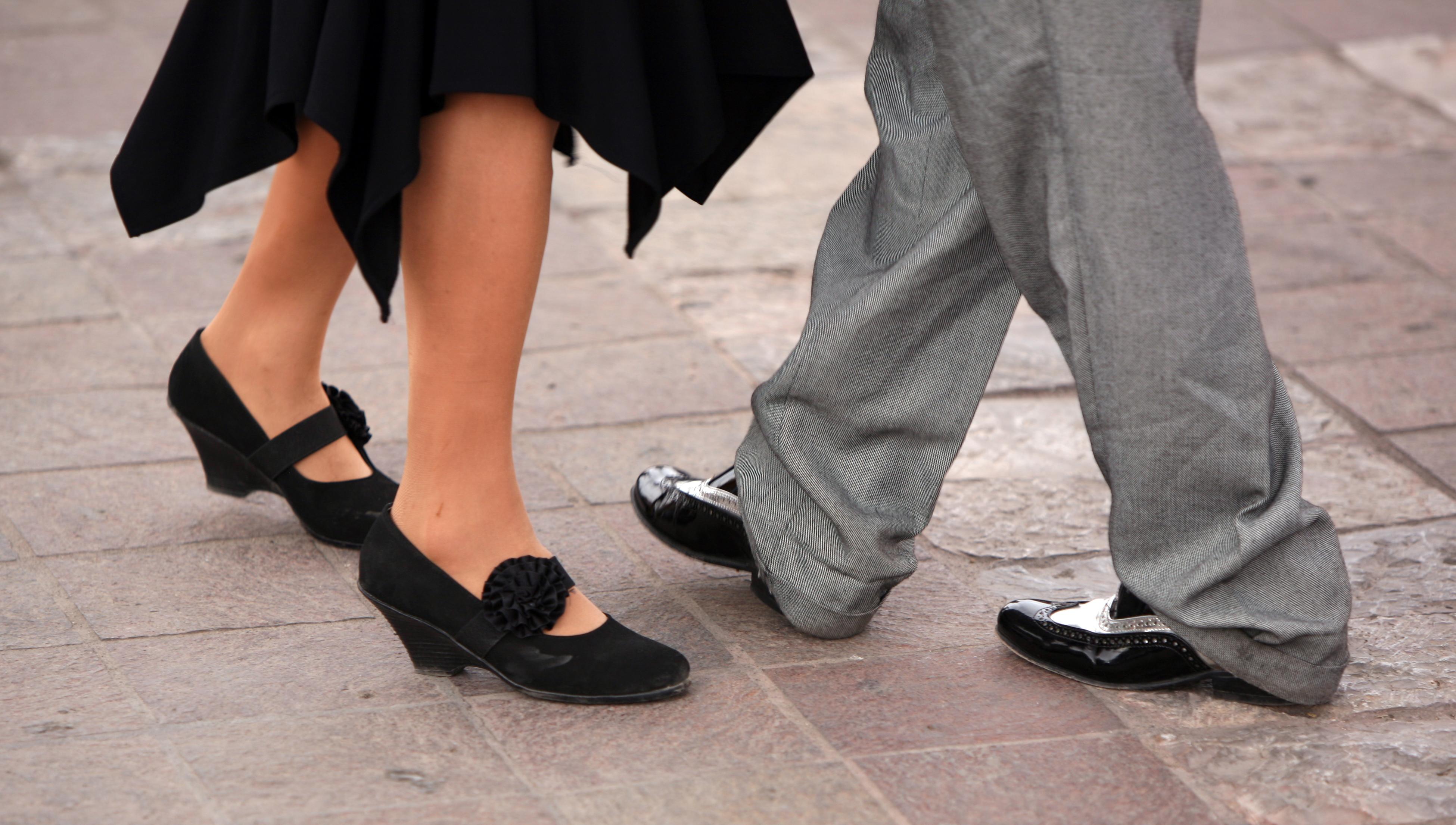 El Danzón, Baile Nacional de Cuba. Foto: Wikipedia.