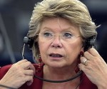 European Union justice and rights commissioner Viviane Reding