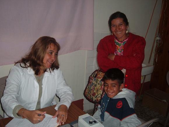 Médicos cubanos en Guatemala