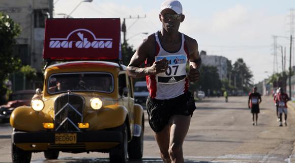 Henrry Jean, ganador del Marabana 2013. Foto: Ismael Francisco/Cubadebate.