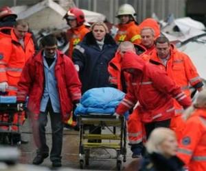 accidente Letonia
