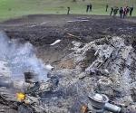 accidente aereo en Rusia