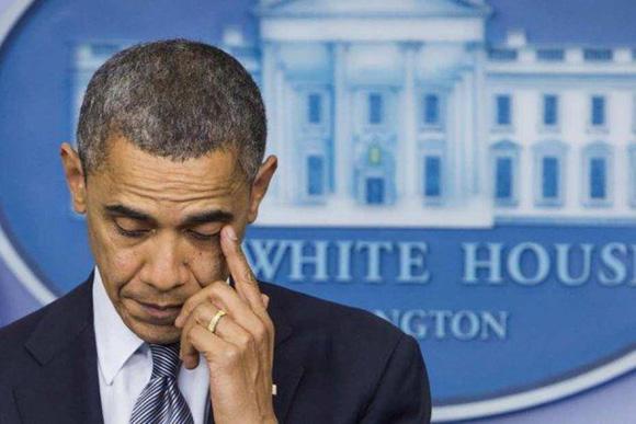 El porciento de desaprobación de la administración de Obama llega a su nivel más alto.