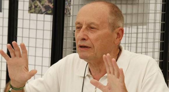 Bernard Cassen. Foto: Archivo.