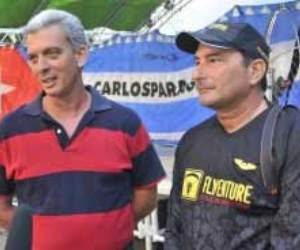Pilotos de Cuba y México intentarán inédita travesía en paramotor . Foto: Prensa Latina