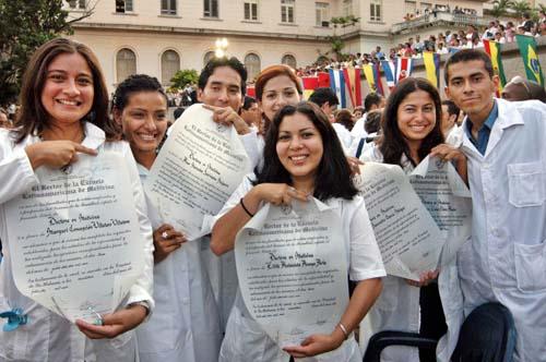 Universidad de Ciencias Médicas: Forja del prestigio profesional de ...