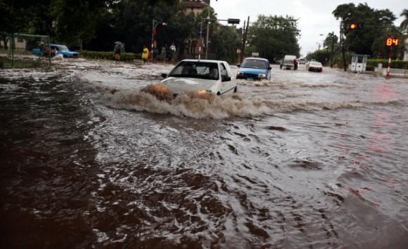 Miles de personas en Panamá fueron afectadas por inundaciones