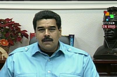 El mandatario venezolano ofreció el balance de las acciones en cadena de radio y televisión y anunció nuevas medidas contra los que buscan robar al país mediante la especulación. Foto: teleSUR.