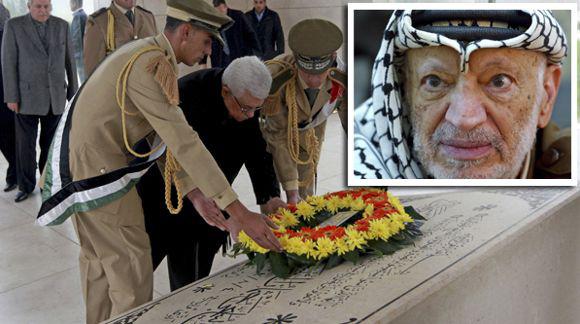 Arafat fue exhumado 8 años después de su muerte para saber si fue envenenado.