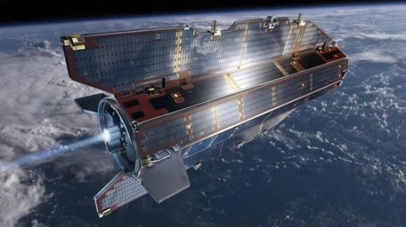 satélite europeo