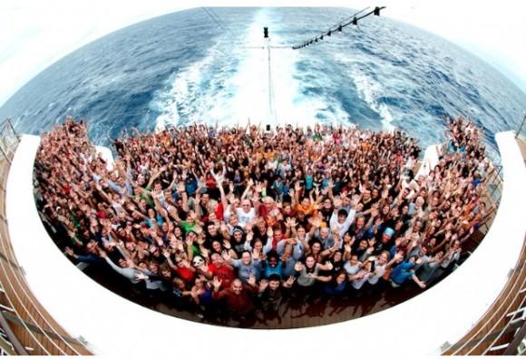 semestre en el mar