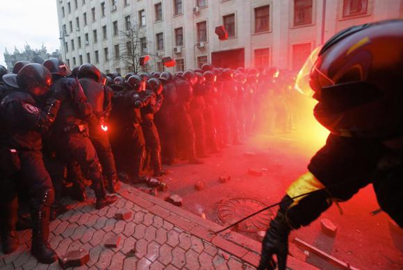 Foto: Sergei Grits/AP.