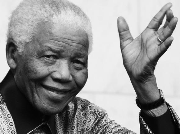 Adiós, inolvidable Madiba.