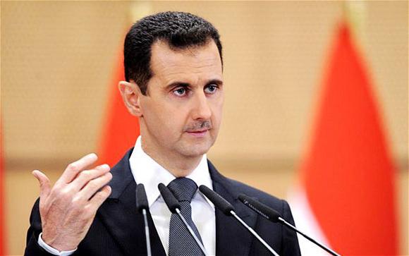 Bashar-al-Assad. Foto: AFP (Archivo).