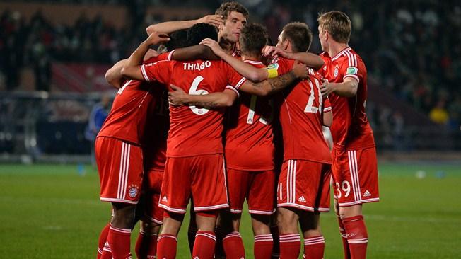 Bayern gana copa mundial de clubes