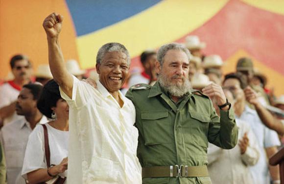 Mandela ha muerto ¿Por qué ocultar la verdad sobre el Apartheid?