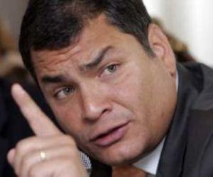 Correa aboga por un nuevo orden mundial y critica a la ONU y la CIHD