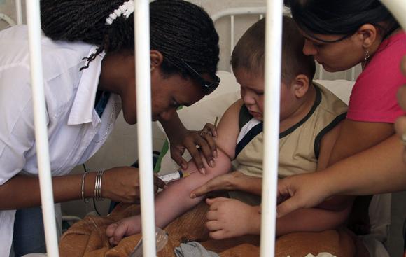 Cuba celebra el Día del Pediatra este 30 de septiembre (+ Fotos)