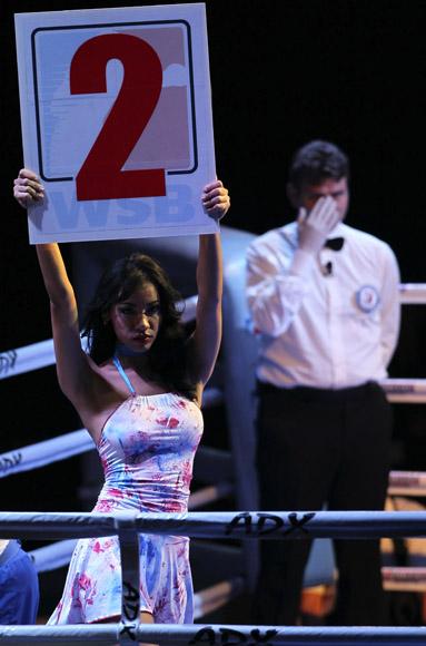 Serie Mundial de Boxeo Cuba-Rusia. Foto: Ismael Francisco/Cubadebate.