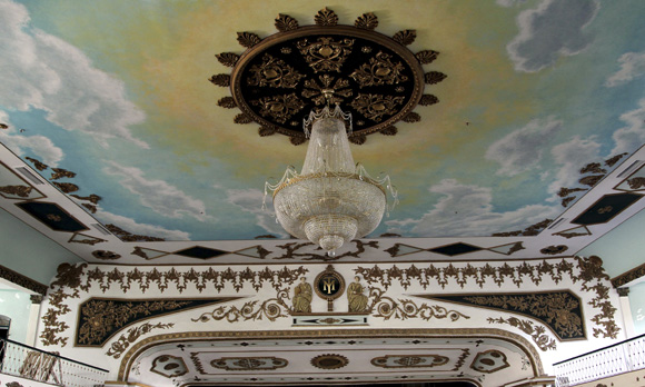 Detalle del interior del Teatro Martí. Foto: Ladyrene Pérez/Cubadebate.