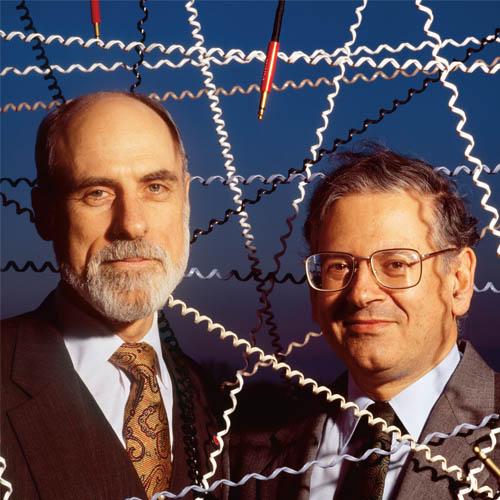 Vinton Cerf y Robert Kahn.