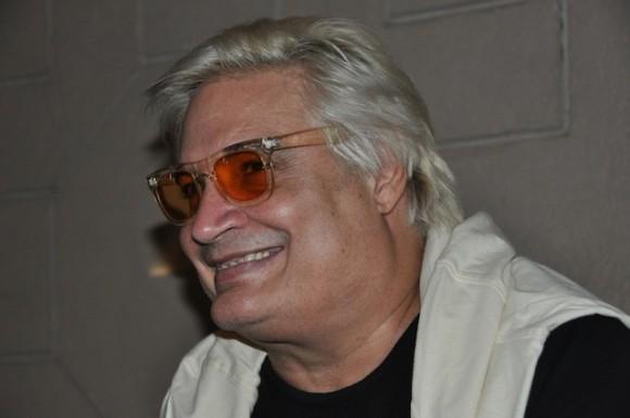 Amaury Pérez cumple 60 años. Foto: Petí