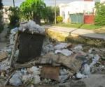 Imagen tomada en la esquina de 33 y 52, Municipio Playa Foto:OMAIDA RODRIGUEZ, Vecina de 33 No. 5202 e / 52 y 54. Municipio Playa/ Lectora de Cubadebate